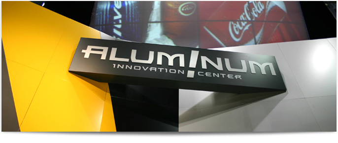 The Aluminum Association trade show booth design